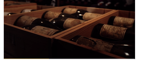 A significant auction of old DRC wines