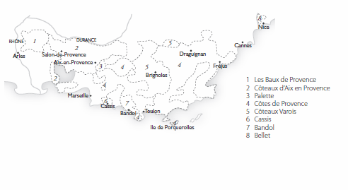 Wine Guide Provence And Corsica