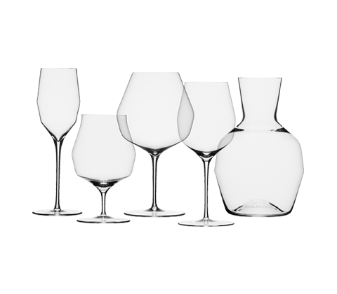 Mark Thomas Lead-Free Crystal Glassware