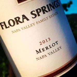 Flora Springs Winery
