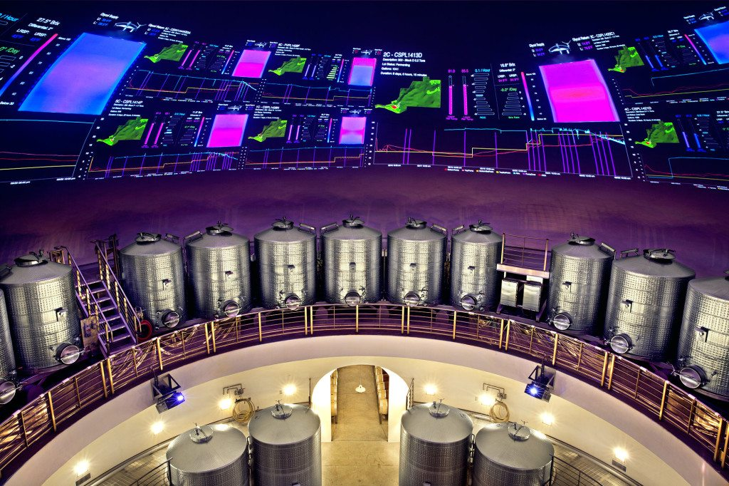 Napa's Fermenting Your Wine With Submarine Technology