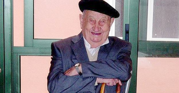 Man Dies Aged 107, Thanked Red Wine For Long Life
