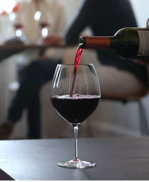 While there is evidence to suggest that red wine can be good for our health, medics usually recommend a glass or two a day
