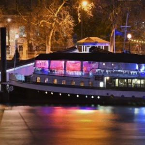 The Yacht from South Bank