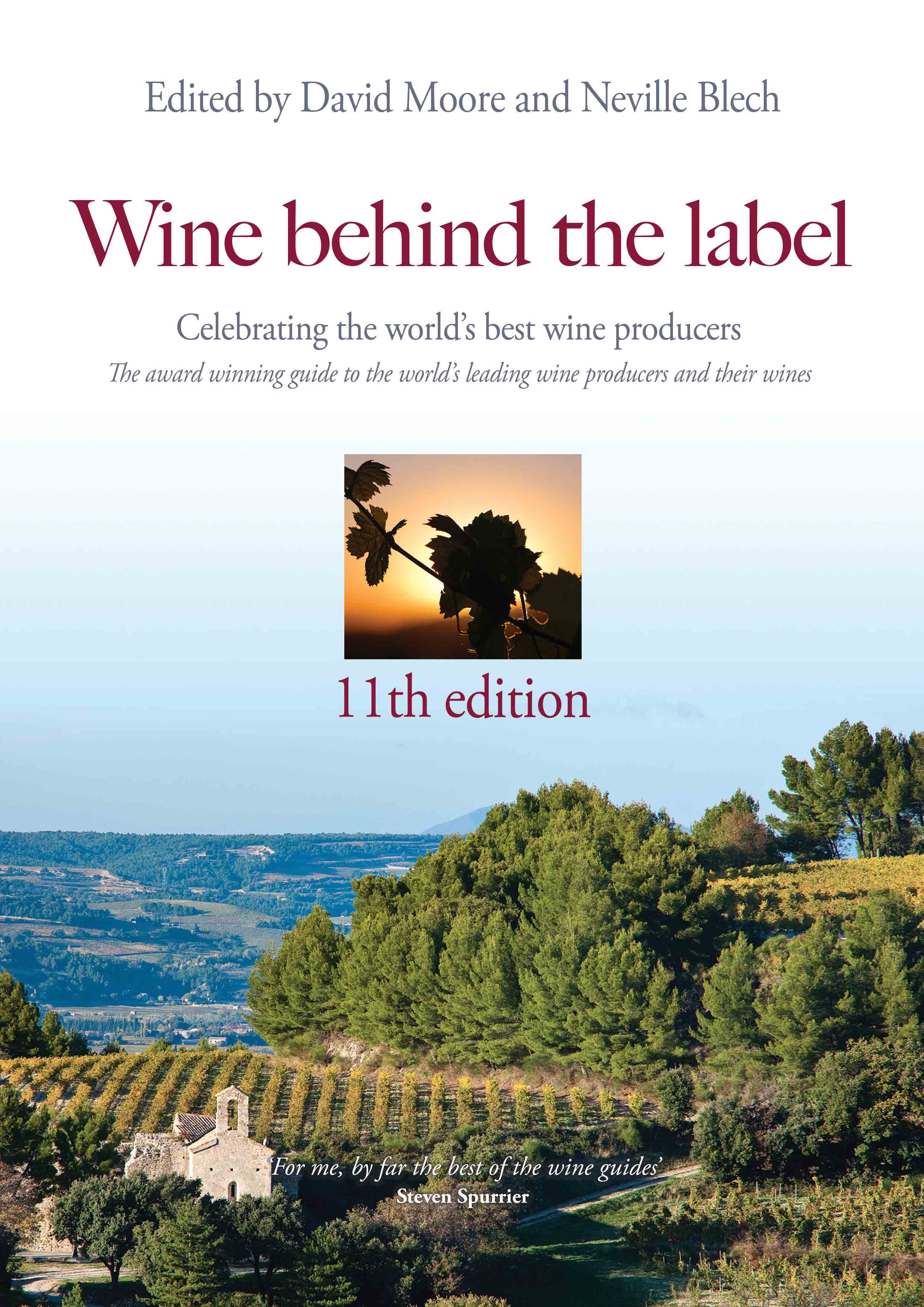 Wine behind the label 11th digital edition is ready for downloading